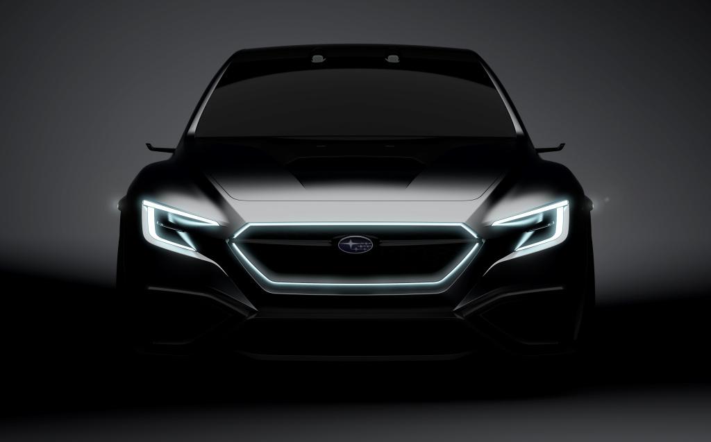 Мировая премьера VIZIV Peformance Concept и другие новинки Subaru на Токийском автосалоне 2017