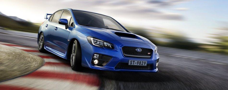 Легендарный Subaru WRX STI теперь доступнее – цена снижена на 600 000 р.!